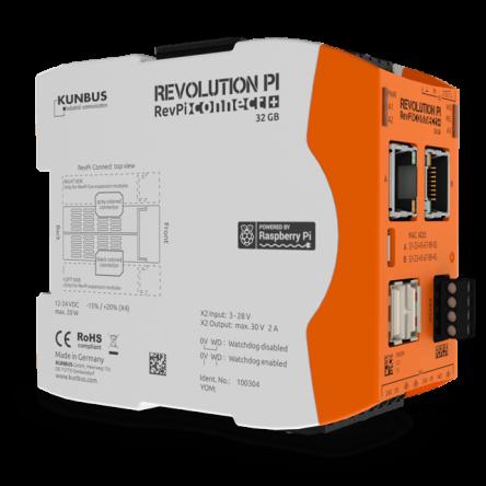 RevPi Connect+ 32GB
