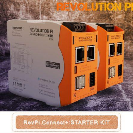 RevPi Connect+ Starter Kit