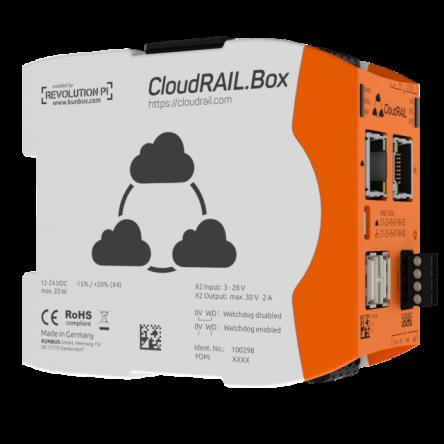 RevPi CloudRail.Box